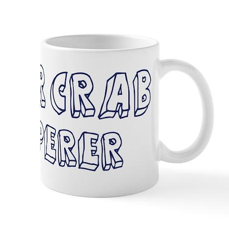 Spider Crab Whisperer Mug