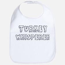 Turkey Whisperer Bib