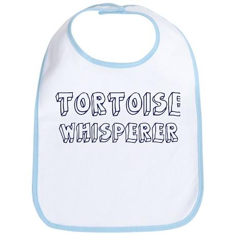 Tortoise Whisperer Bib