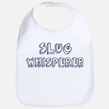 Slug Whisperer Bib