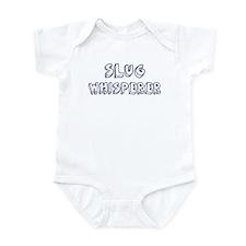 Slug Whisperer Infant Bodysuit