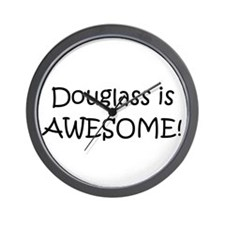 Douglass Wall Clock
