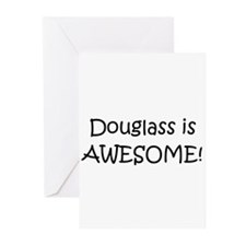 Funny Douglass Greeting Cards (Pk of 10)