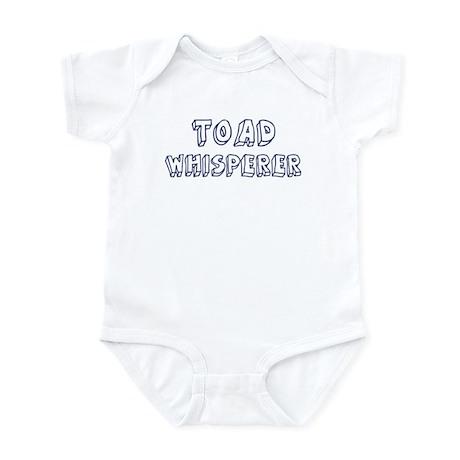 Toad Whisperer Infant Bodysuit
