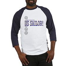 Proud of my Sailor Baseball Jersey