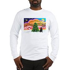 XmasMusic2/Shar Pei Long Sleeve T-Shirt