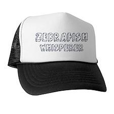 Zebrafish Whisperer Trucker Hat