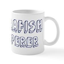 Zebrafish Whisperer Mug