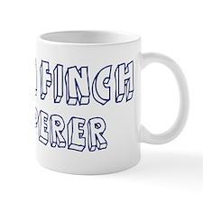 Zebra Finch Whisperer Mug