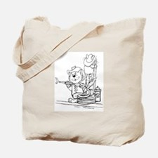 Catoons™ Firefighter Cat Tote Bag