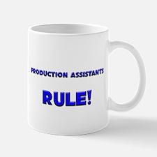 Production Assistants Rule! Mug