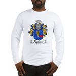 Pagliacci Family Crest Long Sleeve T-Shirt