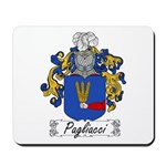 Pagliacci Family Crest Mousepad