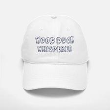Wood Duck Whisperer Baseball Baseball Cap