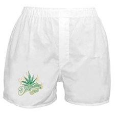 Unique Weeds Boxer Shorts