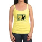 It's a Bulldog Thing Jr. Spaghetti Tank