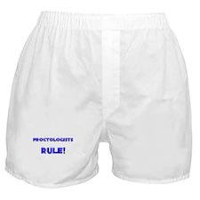 Proctologists Rule! Boxer Shorts