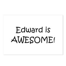 Cute I love edward Postcards (Package of 8)