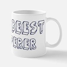 Wildebeest Whisperer Mug