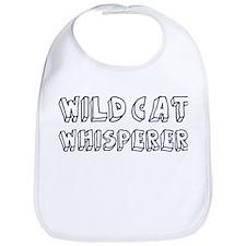 Wild Cat Whisperer Bib
