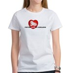 For the Love of...Women's T-Shirt