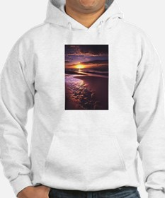 Purple Sunset Hoodie Sweatshirt