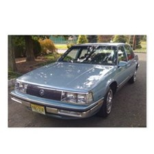 Buick Electra 1985 Postcards (Package of 8)