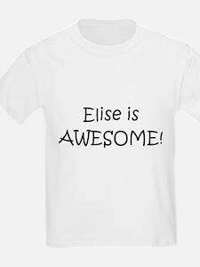 Unique Elise T-Shirt