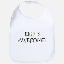 Funny Elise Bib