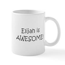 Cute Elijah Mug