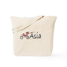 Asia Tote Bag