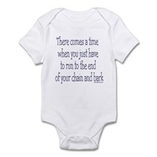End of Chain Infant Bodysuit
