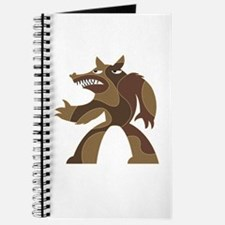 Werewolf Dude Journal