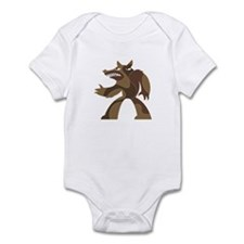 Werewolf Dude Infant Bodysuit