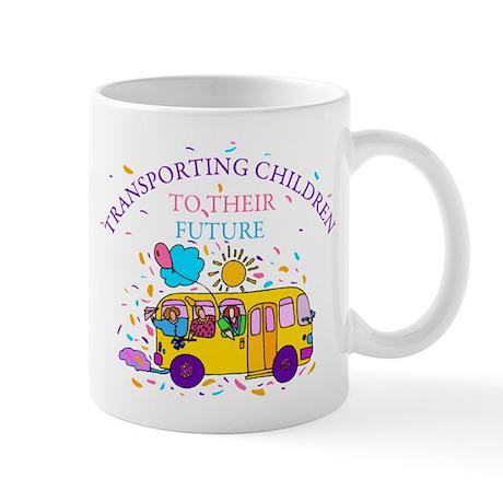 Transporting Children To Thei Mug