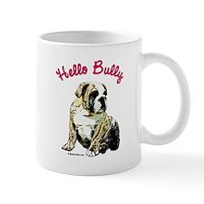 Hello Bully Puppy Mug