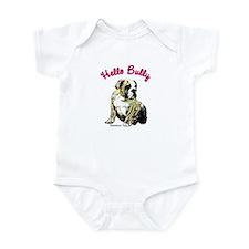 Hello Bully Puppy Infant Bodysuit