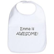 Cute Emma Bib