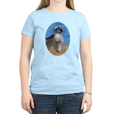 Baby Donkey Women's Light T-Shirt