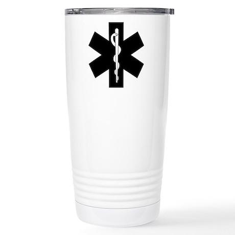 EMS Star of Life Stainless Steel Travel Mug