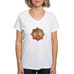 Colorado Rangers Women's V-Neck T-Shirt