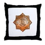 Colorado Rangers Throw Pillow
