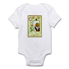 Celtic Halloween Infant Bodysuit