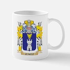 Juarez Coat of Arms - Family Crest Mugs