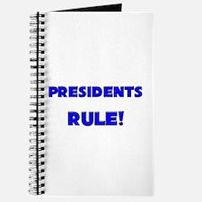 Presidents Rule! Journal