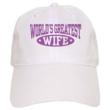 World's Greatest Wife Baseball Cap