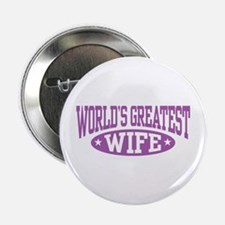 "World's Greatest Wife 2.25"" Button"