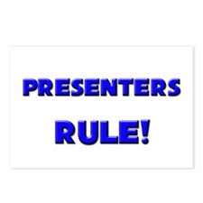 Presenters Rule! Postcards (Package of 8)
