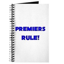 Premiers Rule! Journal