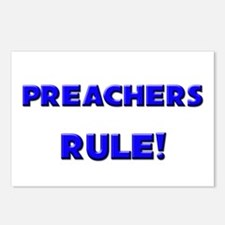 Preachers Rule! Postcards (Package of 8)